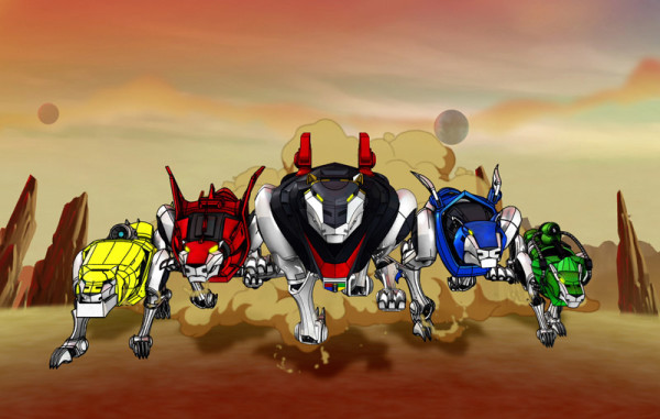 voltron-force