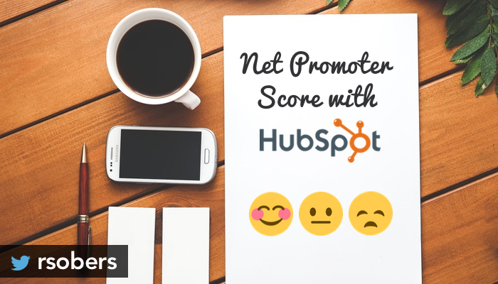 How to do an NPS Survey with HubSpot